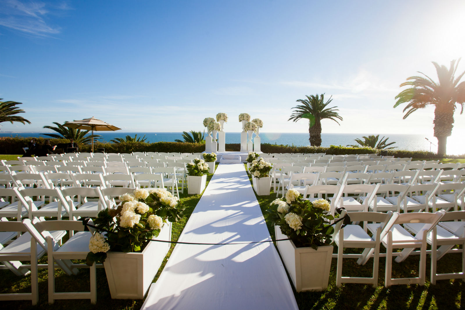Weddings at Bel-Air Bay Club