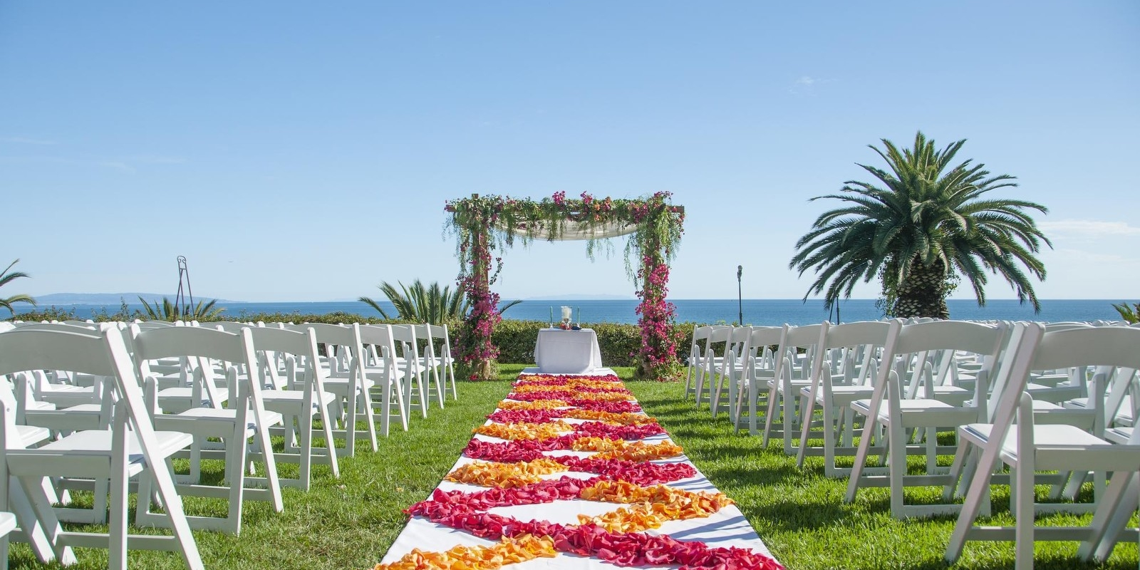1 Among Malibu Wedding Venues Bel Air Bay Club